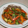 Thai Stir Fry - Veggies and Noodles