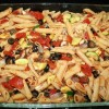 Vegan Baked Ziti (Oil-free, Kid-friendly)