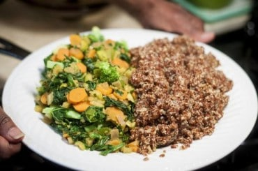 Black Vegetarians Balance New Diet And Old Traditions