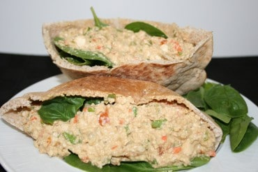 Thai Tofu Pockets