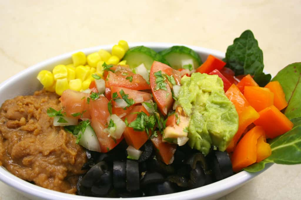 Burrito Bowls - Plantivores